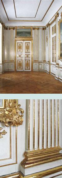 Restaurierung der Nördlichen Galerie in Schloss Nymphenburg